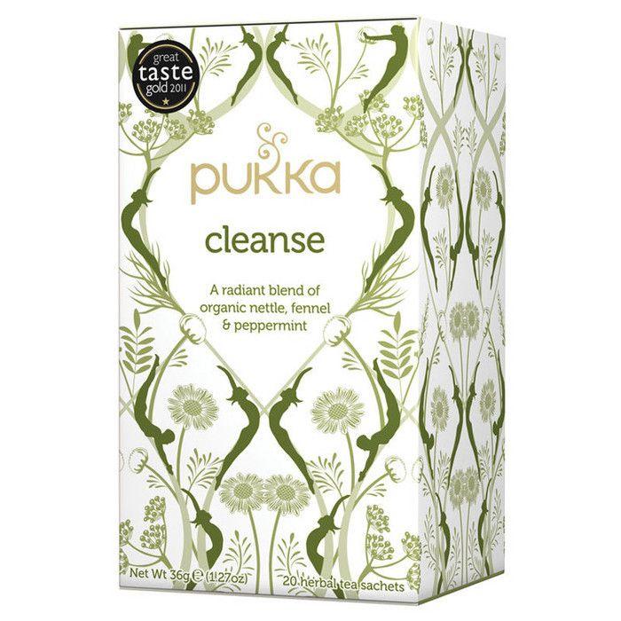 Pukka Tea Cleanse