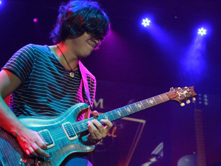 Davy Knowles at Jakarta Blues Festival 2012