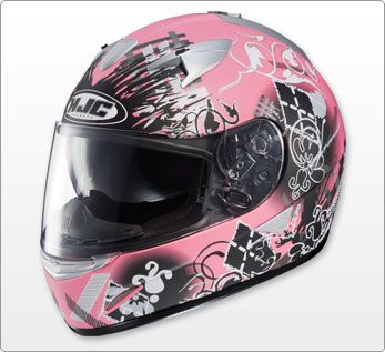 HJC womens motorcycle helmets | Womens Motorcycle Helmets | The Women's Helmet Spot