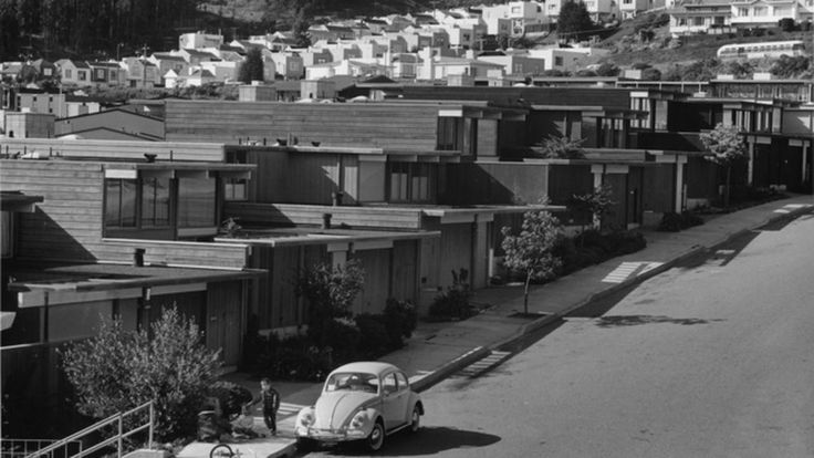 How Postwar Icon Joseph Eichler Built a Suburb in the Middle of San Francisco