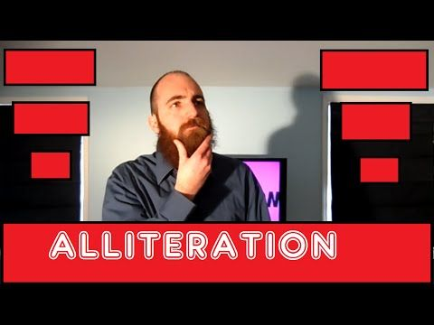 Alliteration Rap Song - YouTube
