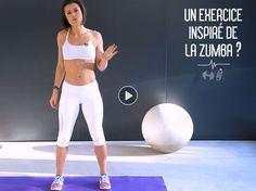 Lancez La Compagnie Créole sur Spotify et c'est parti pour un exercice inspiré de la Zumba pour obtenir le booty shake de Shakira ! Et tout ça grâce aux...