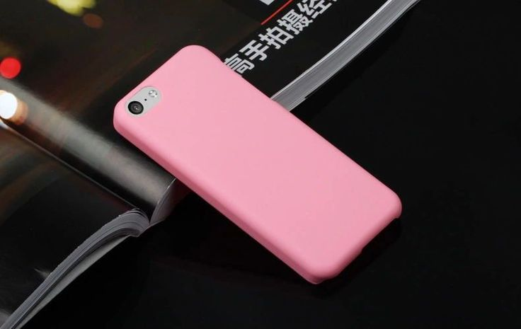 Oil-coated Matte Hard Back Case for iphone 5c 4 4S 5 5S 6 6 PLUS iPone5c Case Slim Frosted back cover Plastic phone case XJQ