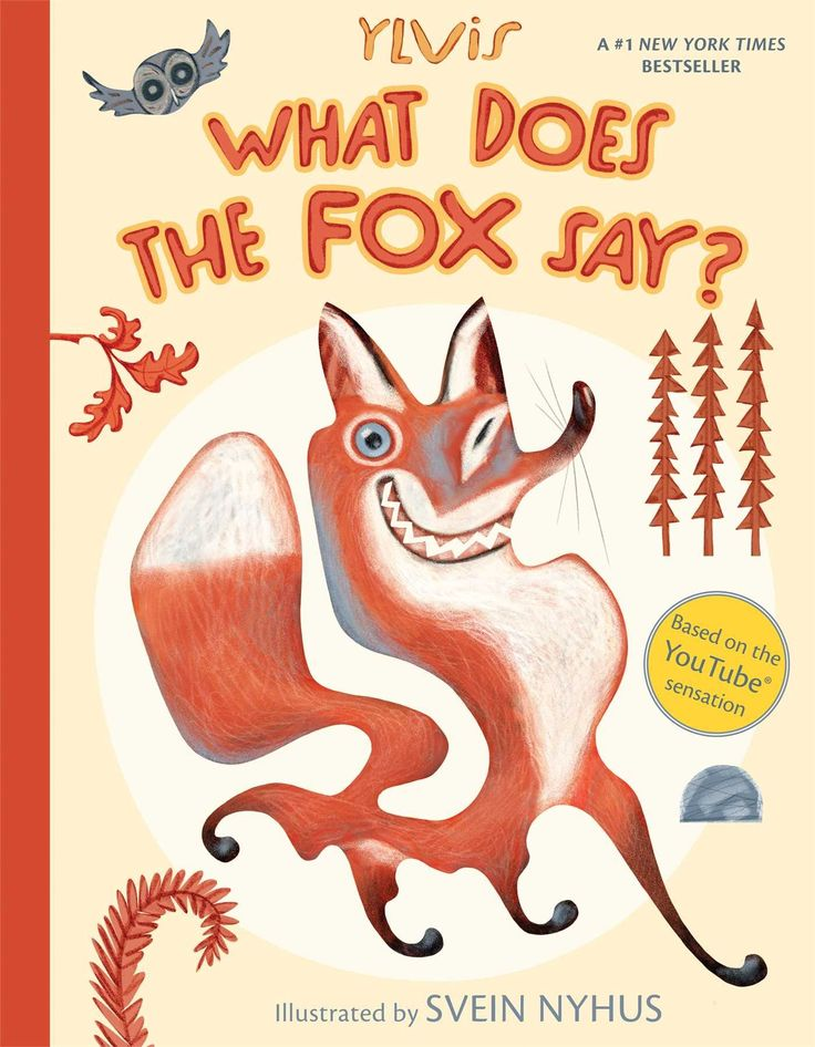 Amazon.com: What Does the Fox Say? (9781481422239): Ylvis, Christian Løchstøer, Svein Nyhus: Books