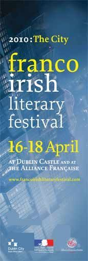 The Franco-Irish Literary Festival 2010, brought by the Alliance Française #civicmedia2010