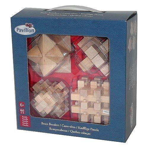 """Pavilion - Brain Benders Puzzle Box - Pavilion - Toys""""R""""Us. $9.99."""
