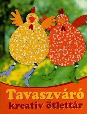 Tavaszváró kreatív ötlettár - Zsuzsi tanitoneni - Álbuns da web do Picasa