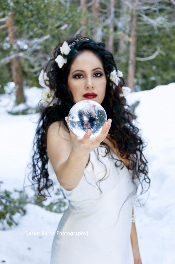 Ice Queen, Winter Queen, Jason Burns Photography