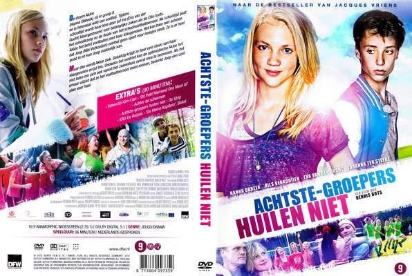Achtste Groepers Huilen Niet vind ik een van de mooiste films die ik de laatste jaren heb gezien.