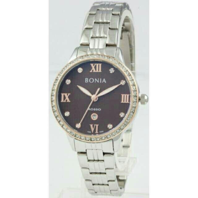 Saya menjual Jam Tangan Wanita Bonia Rosso BNB10283 Silver Rantai Original Murah seharga Rp970.000. Dapatkan produk ini hanya di Shopee! https://shopee.co.id/azshop30/241945855 #ShopeeID