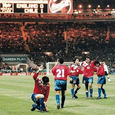 Marcelo Salas - Wembley 1998
