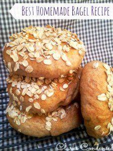 Homemade Panera Bagels