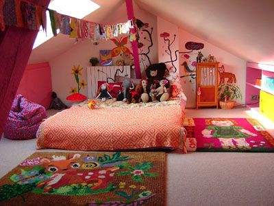 I Am A Huge Nathalie Lete Fan, This Is Her Daughteru0027s Bedroom.