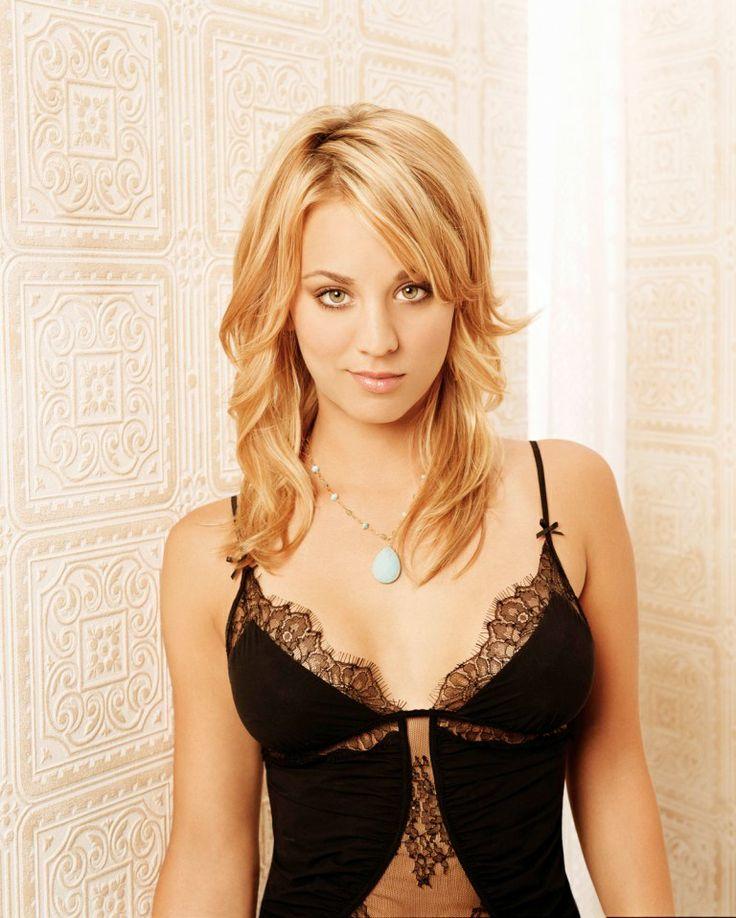 Kaley Cuoco (The Big Bang Theory / Charmed)