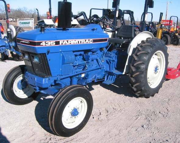 Farmtrac Tractors Agriculture Tractor New Holland Ford