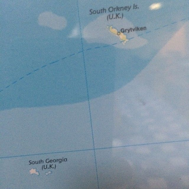 """@themarinerblog's photo: """"This Maersk world map is wrong!! They are the other way around!"""""""