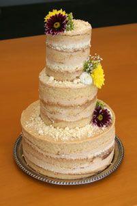 Beautiful Cake No Icing