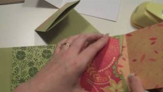 Long Envelope Mini Scrapbook Album Tutorial, via YouTube.: Mini Scrapbook Albums, Scrapbook Cards, Minis Album Tutorials, Long Envelopes, Mini Scrapbooks, Envelopes Minis, Crafts Minis Album, Minis Scrapbook Album, Scrapbook Videos
