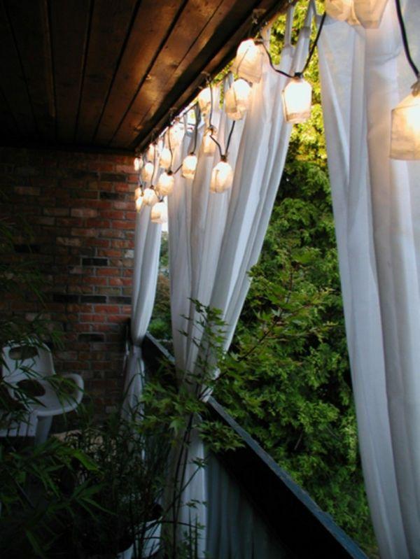 4 praktische und schnelle Einrichtungsideen für Ihren Balkon