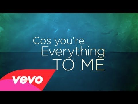 Shane Filan - Everything To Me (Lyric Video)