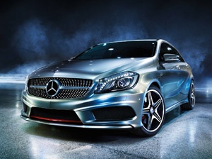 Win a Mercedes-Benz with Top Gear Festival