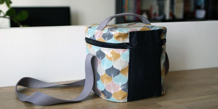 Mon lunch bag isotherme - Tuto