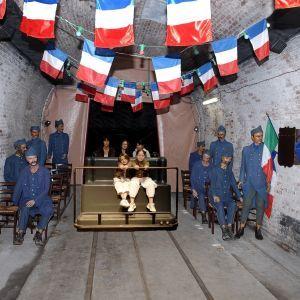 Visite à la citadelle souterraine