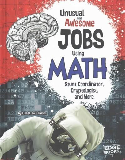 Fascinating facts, figures, and pictures highlight informative text about some of the most interesting and extreme jobs that use math. Young readers will learn what kind of training it takes to be a s