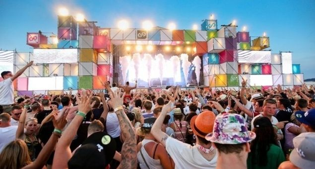 4. Global Gathering – Stratford Upon Avon, England( July 25 – 26)