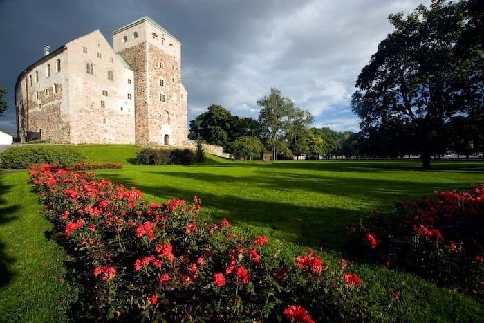 Turku Castle, Finland  © Ryck Valli www.ryckvalli.com