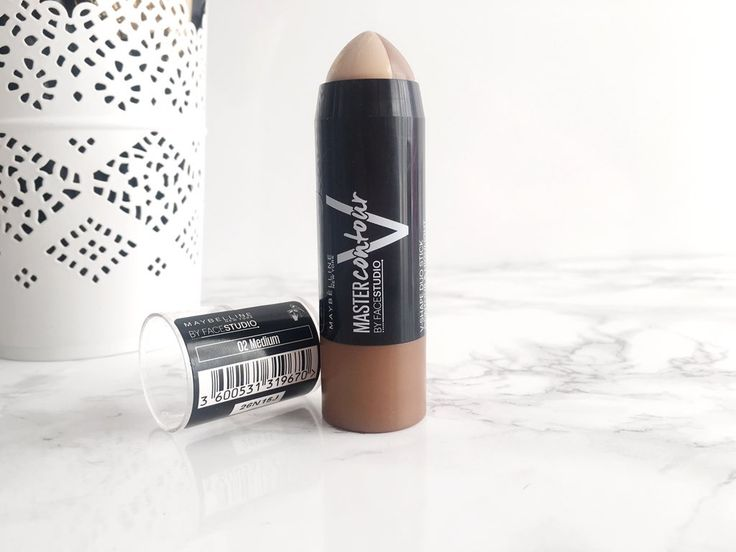 Quick & Easy Contouring with Maybelline Master Contour Duo Stick  jessicajadebeauty.com