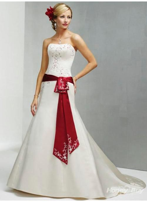 38 best images about wedding dress ideas on pinterest for Plus size african wedding dresses