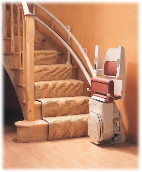 Stair Lift: Keep In Mind For Future Implementation   To Facilitate Aging In