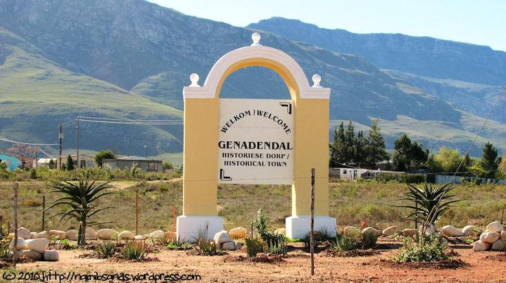 Visit the oldest mission station in SA! You'll find it in Genadendal in the Cape Overberg.