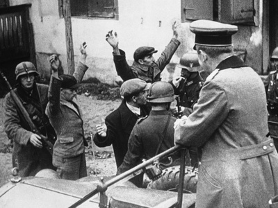 WWII - Germany invades Poland 1939