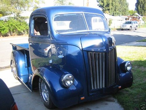 1946 ford coe harleys and fords pinterest ford and gmc trucks. Black Bedroom Furniture Sets. Home Design Ideas