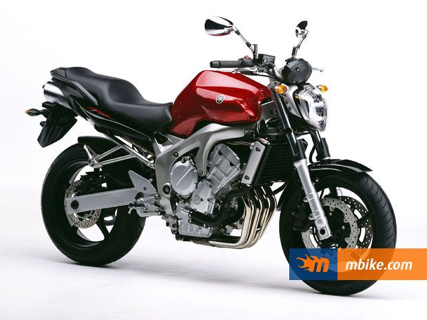 2005 Yamaha FZ 6N
