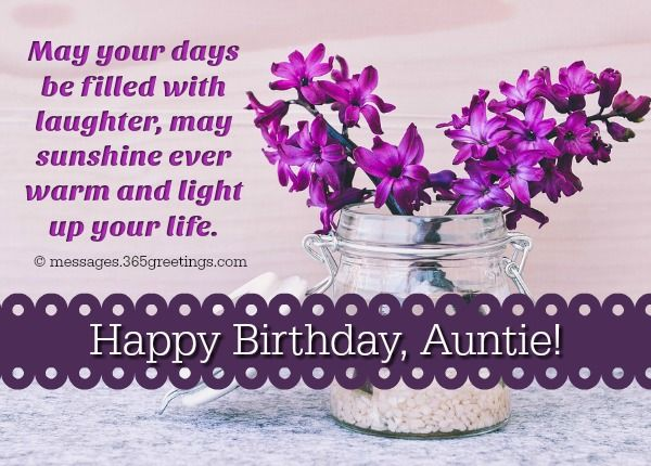 Happy Birthday Wishes For Aunt Happy Birthday Auntie Birthday Wishes For Aunt Best Birthday Wishes