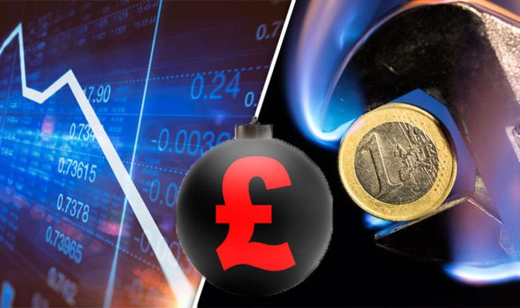 Pound to euro exchange rate - DRASTIC dip in 12 hours due to THIS UK issue?
