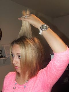 Simply Everthing I Love...: How to back comb your hair the right way!!