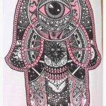 Hamsa Tattoo Meaning (9)