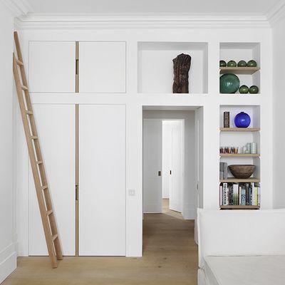 Oltre 25 fantastiche idee su Libreria per la camera da letto su Pinterest  Camere anteriori ...