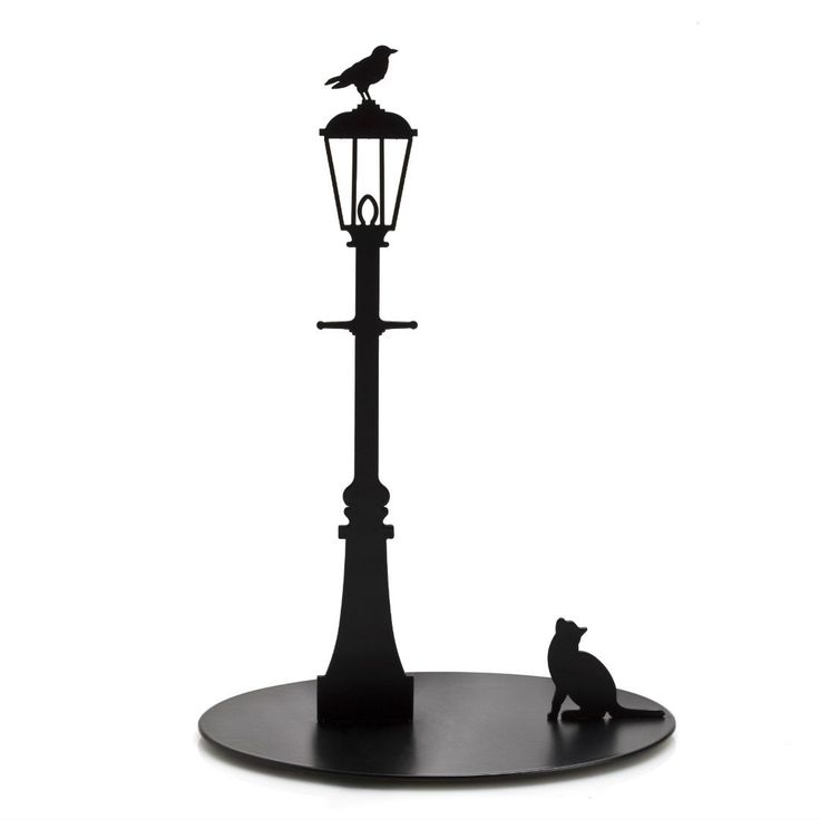 Cat and Crow Kitchen Roll Holder - Mochauk