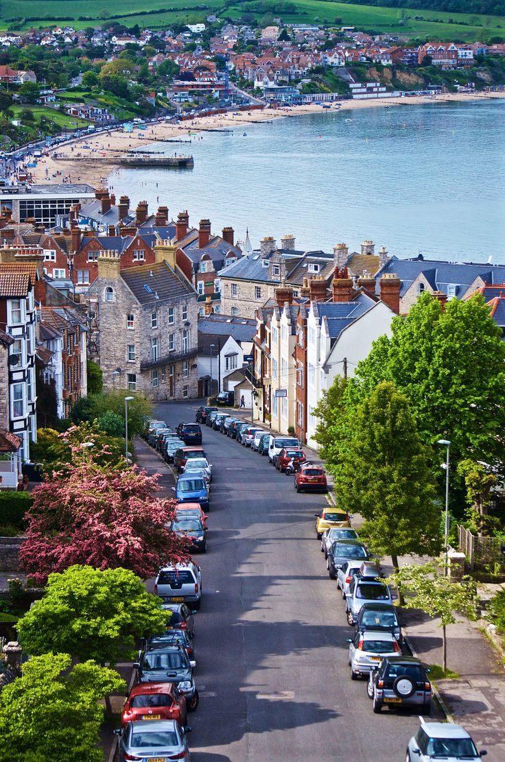 Swanage, Dorset ~ England