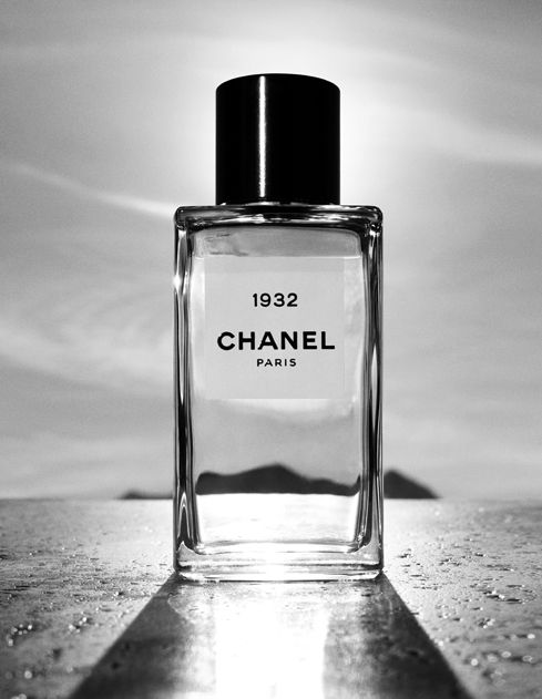 1932 Chanel still life by Ulysse Frechelin