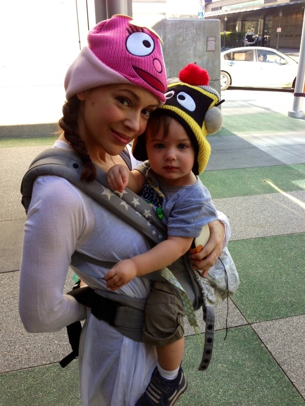 34 Best Images About Celebrity Babywearing Watch On