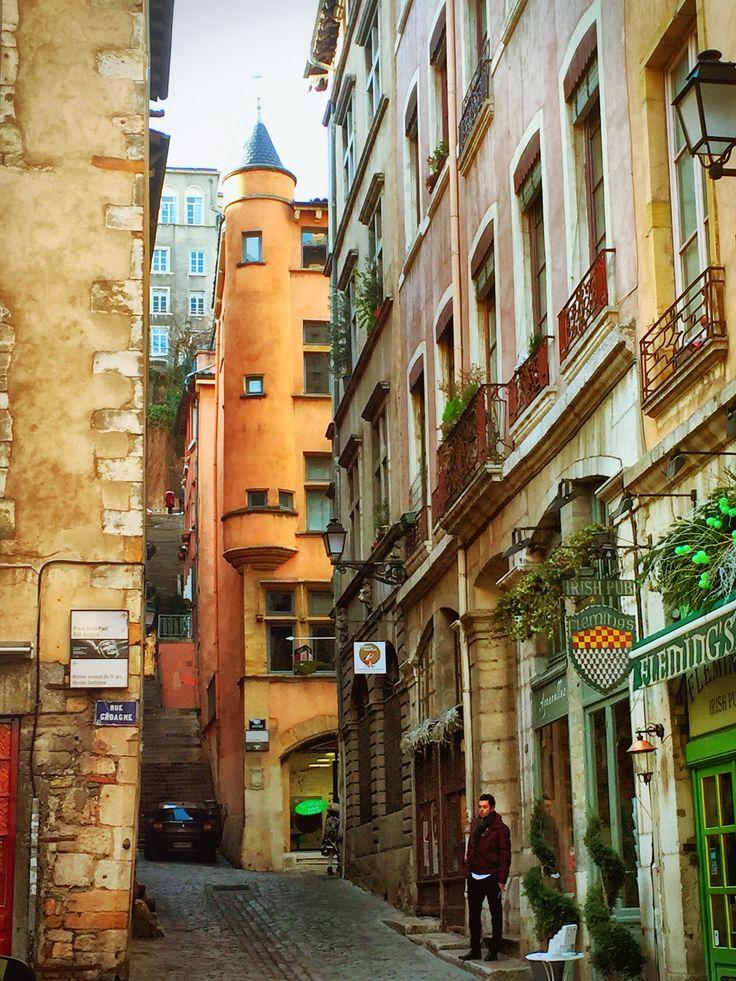 Vieux Lyon Credits : ∴RBT∴