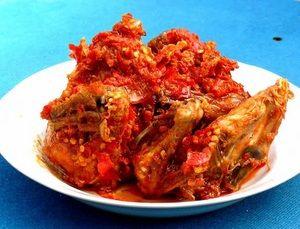 Resep Masakan Padang: Ayam Goreng Balado | Kumpulan Resep Masakan