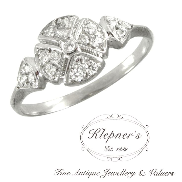 CUSTOM VINTAGE INSPIRED PAVE SET ENGAGEMENT RING. This classic vintage inspired ring can be customized to include any combination of diamonds and/or gemstones such as sapphires, rubies, emeralds, birthstones, anniversary stones, etc & can be crafted in 9ct or 18ct white, rose or yellow gold, platinum or sterling silver.  Prices vary depending on your unique specifications, please don't hesitate to contact us for a quote tailored for you. Visit us at www.klepners.com.au