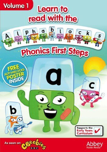 Learn To Read With Alphablocks - Stage 1 with FREE ALPHABLOCKS POSTER (DVD) , http://www.amazon.co.uk/dp/B00AFVFO2S/ref=cm_sw_r_pi_dp_I-GGrb1X0M9DP